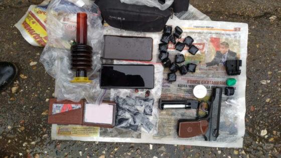 В Тверской области задержали закладчиков с марихуаной