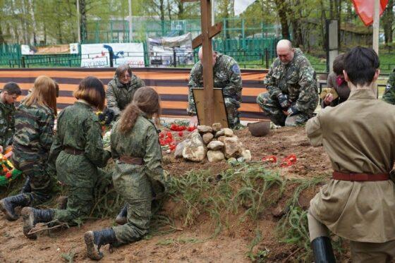 Башкирских, удмуртских и уральских бойцов похоронят в Тверской области