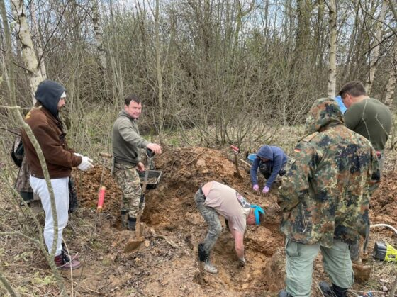 Девять бойцов, найденных в Тверской области, останутся неизвестными