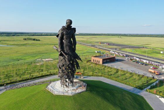 В Тверской области готов к открытию автобусный маршрут от Оленино до Ржевского мемориала