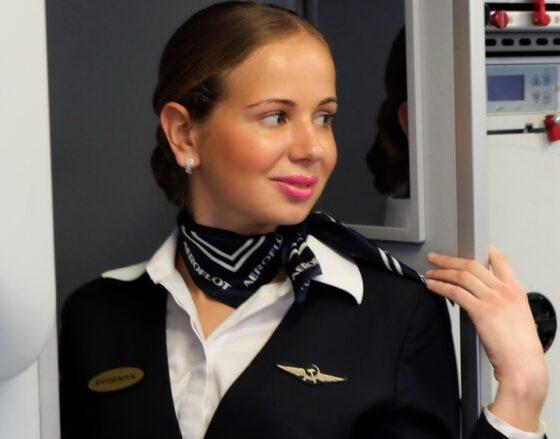 Стюардесса из Твери представит город на всероссийском конкурсе красоты