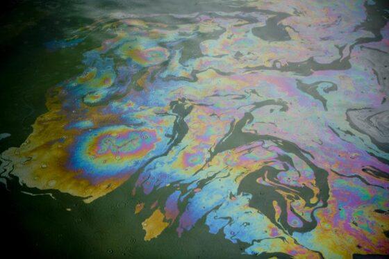 В Твери ликвидировали разлив нефтепродуктов