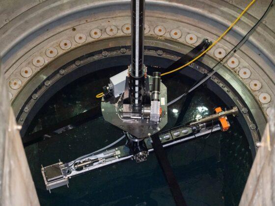 В Тверской области реактор Калининской АЭС проверили на прочность