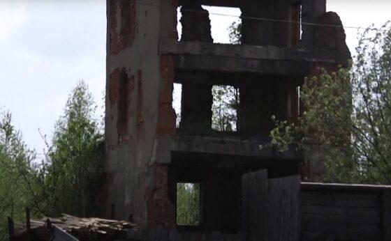 В Нелидово заброшенные шахты рекультивируют или сравняют с землей