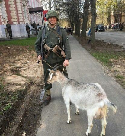 Ржевитянин Константин Симонов сыграл солдата вермахта в фильме про разведчиков
