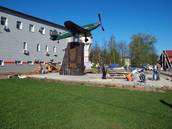 В Тверской области появится памятник легендарному летчику Маресьеву