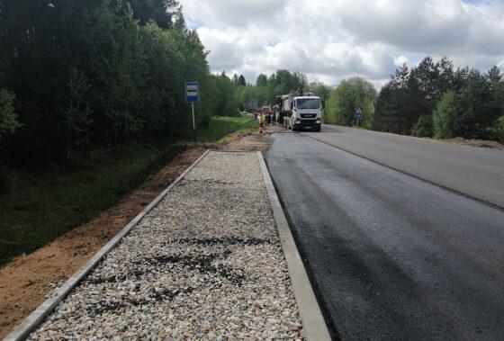 В Тверской области по нацпроекту отремонтируют 259 километров дорог