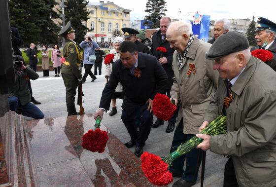 В Твери почтили память погибших в годы Великой Отечественной войны