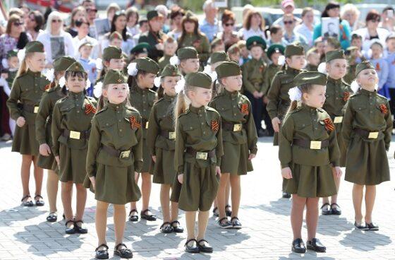 В Тверской области состоится малышковый парад