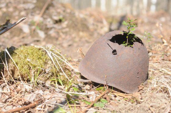 Поисковики ищут родных бойца, погибшего в Ржевской битве