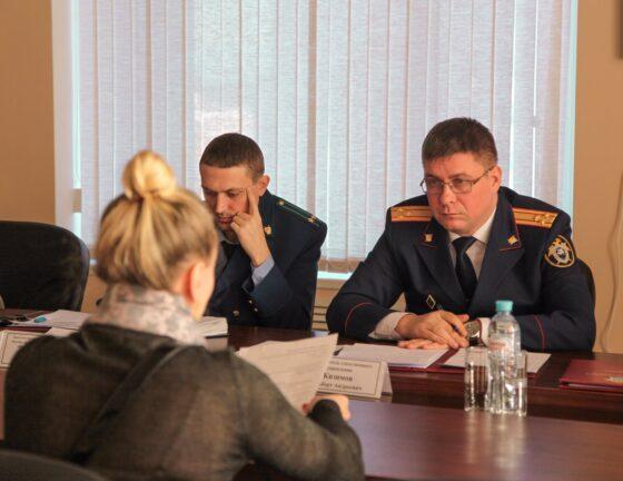 Руководитель СК по Тверской области проведет прием граждан