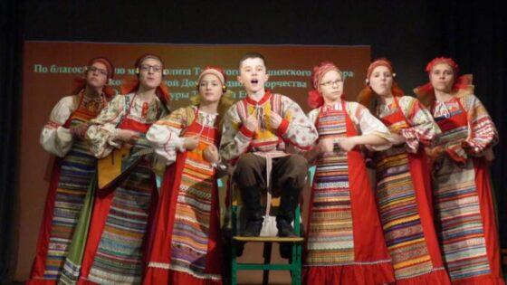 В Твери проходит фольклорный фестиваль «Весна красна»