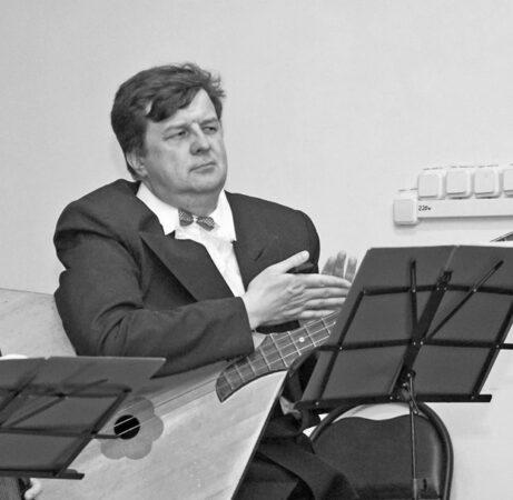 В Конаково умер музыкант и  хормейстер Павел Драчев