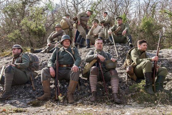 Тверские реконструкторы поучаствовали в битве при Мэрэшешти