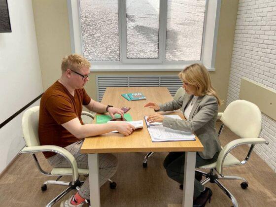 В Тверской области выдали первый заем самозанятому