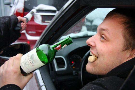 На выходных в Тверской области будут искать пьяных водителей