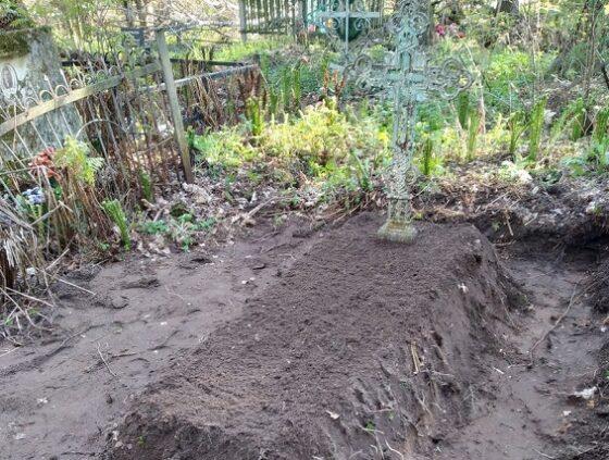 В Кимрах нашли и благоустроили могилу одного из первых местных краеведов
