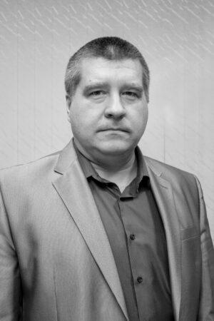 В Лихославле  погиб председатель поселкового  совета депутатов Олег Шалдин