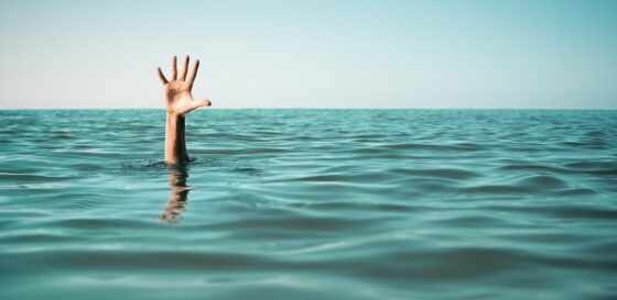 В Твери спасатели выясняют, был ли утопленник