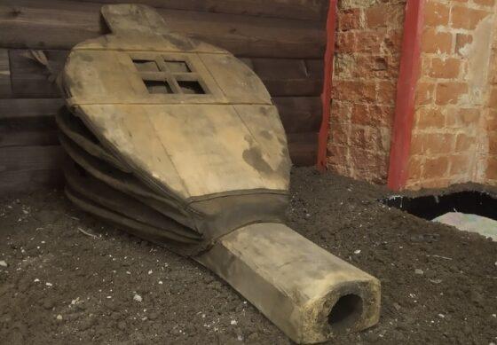 В музее под Тверью воссоздают старинную кузню
