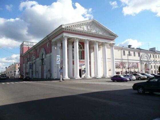 В Твери перекроют Театральную площадь