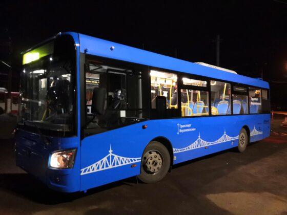 В Твери три автобуса на день изменят маршруты