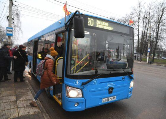 В Тверской области ищут водителей на автобусы городских и пригородных маршрутов