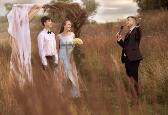 Ведущий свадеб - Сергей Климов