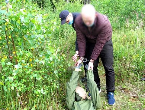 Житель Тверской области рассказал следователям, как зверски убил девушку
