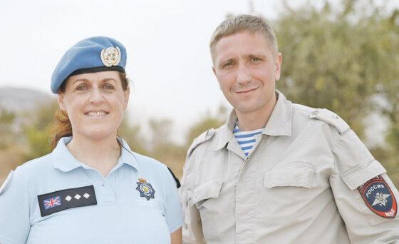 Тверской полицейский рассказал, как служил миротворцем в Африке