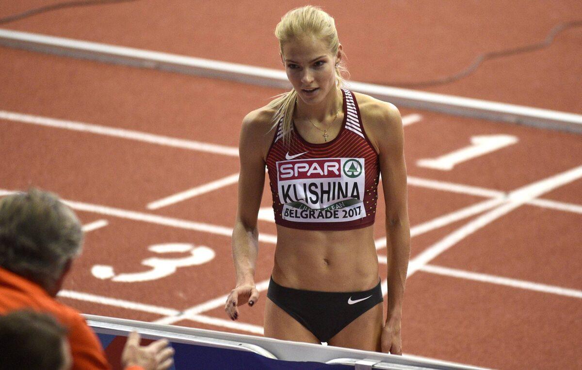 Из-за Олимпиады Дарья Клишина не приедет в Тверь