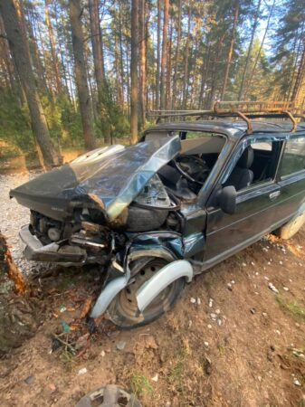 Пять человек пострадали в трех ДТП в Тверской области