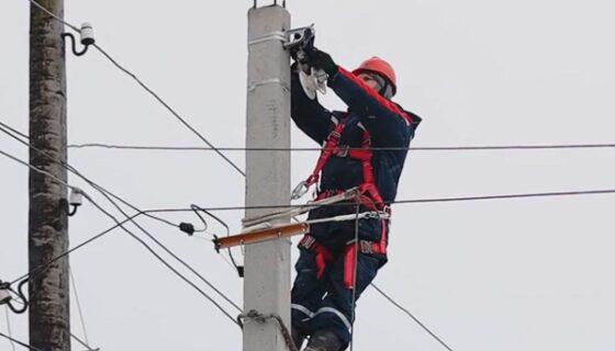 В Тверской области энергетики завершают расчистку шести тысяч километров ЛЭП