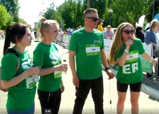 С заботой о здоровье и экологии: в Твери прошел массовый забег «Зеленый марафон»