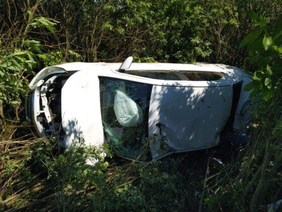 Водитель заснул и врезался в иномарку на встречке в Тверской области
