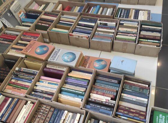 Тверские букинисты раздают сотни  книги бесплатно
