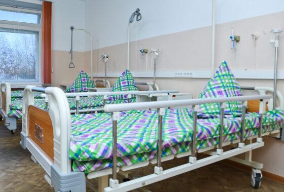 В Тверской области  развернули свыше 1400 коек для лечения больных c  COVID-19