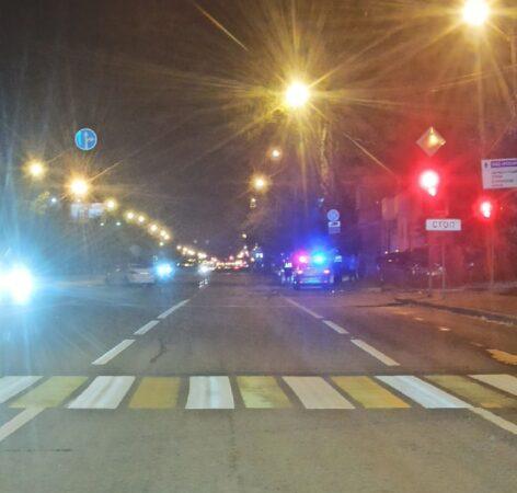 В Твери после ночного ДТП пострадали водитель и две девушки - пассажирки