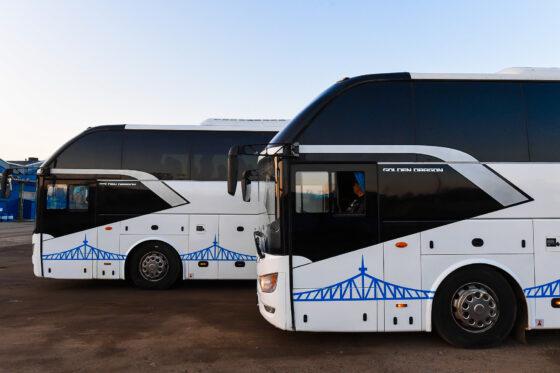 В Тверской области в трех районах на линии выйдет 67 новых автобусов