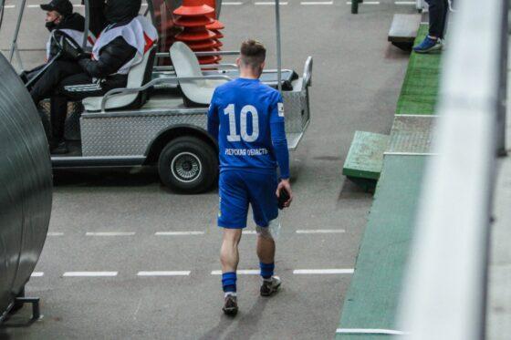 Тверские футболисты  сыграли последний домашний матч сезона