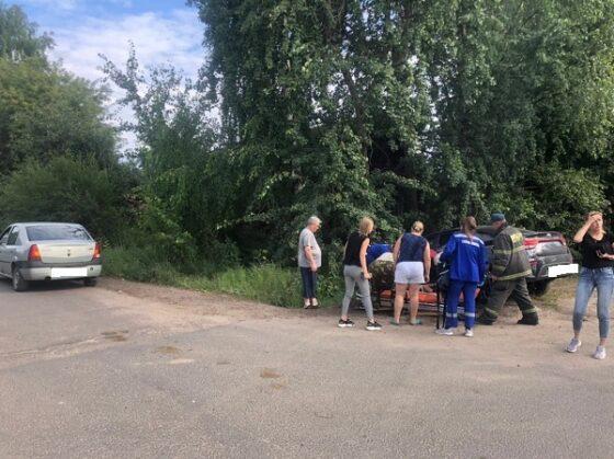 В Твери ищут свидетелей аварии на Шишкова