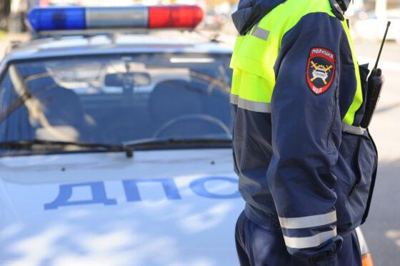 В Удомле лихач протаранил стоявшую Шкоду - ГАИ ищет очевидцев