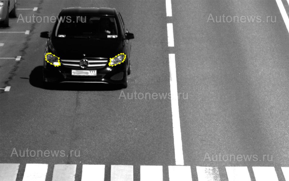 В Твери начнут штрафовать автовладельцев  за выключенные фары и ходовые огни
