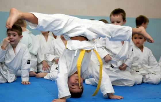 В Тверской области беспризорные дети смогут бесплатно ходить в спортивные секции