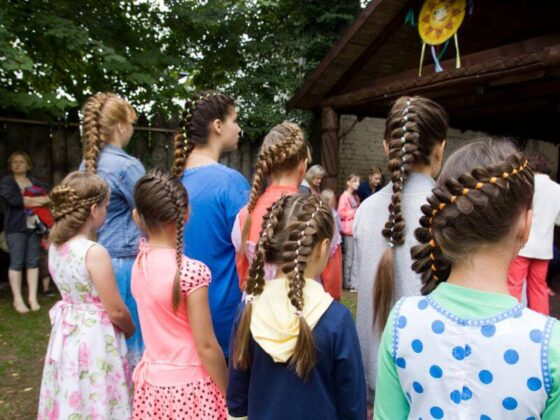 В Тверской области схлестнутся обладательницы кос