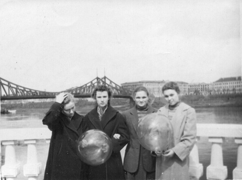 Опубликованы фото двух знаковых мест в Твери 50-х годов