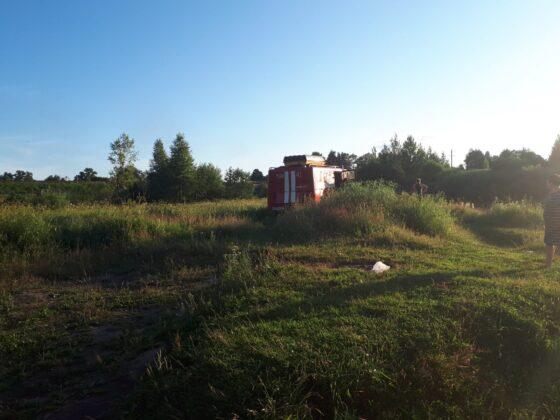 В Нелидово на реке Меже утонул мужчина