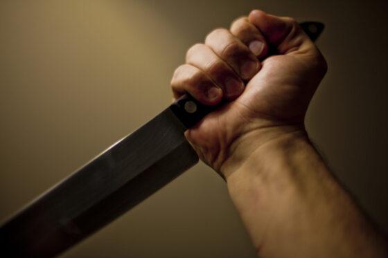 В Тверской области  60-летний  мужчина ножом  убил  свою пожилую сожительницу