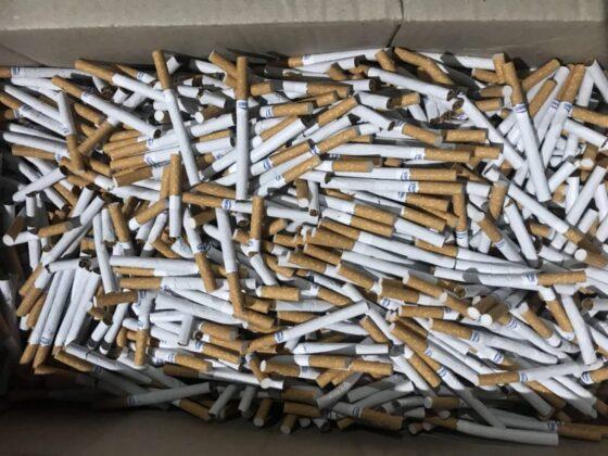 В Тверской области задержали серийного похитителя сигарет