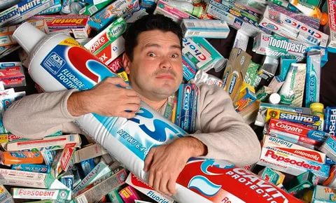 Из сетевого магазина в Тверской области украли 16 тюбиков зубной пасты